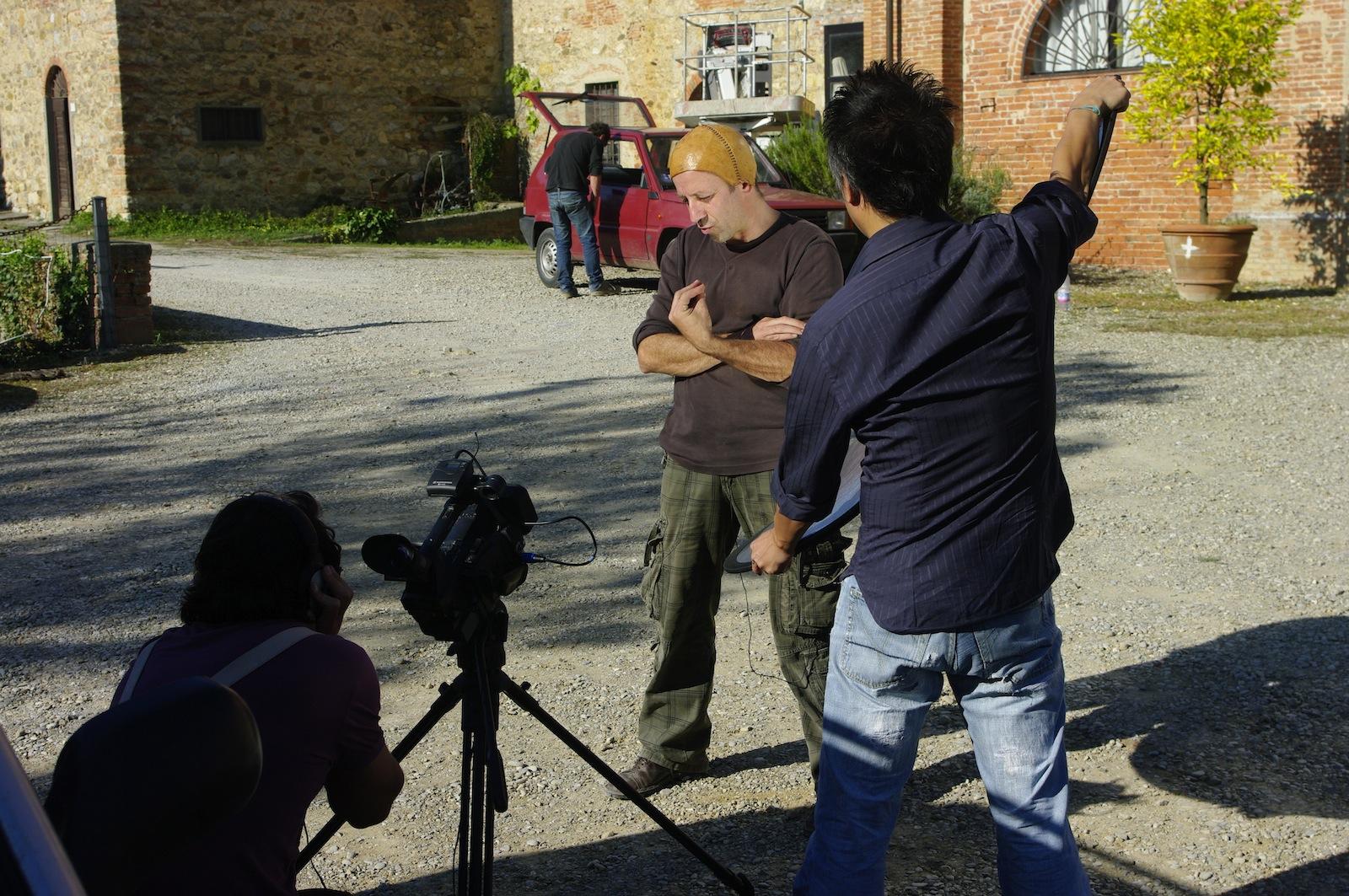 Tayu Vlietstra, Scansioni celesti, 2010